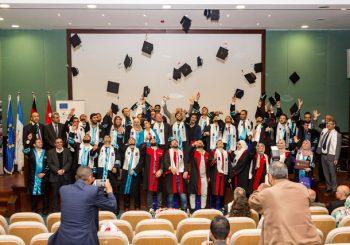 حفل تخريج طلاب EDU-SYRIA