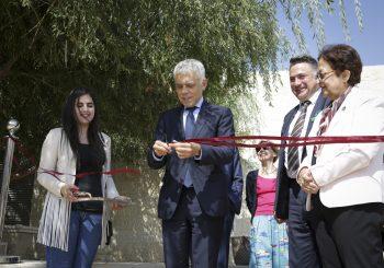 """افتتاح معرض """"قصتي"""" في الجامعة الألمانية الأردنية"""