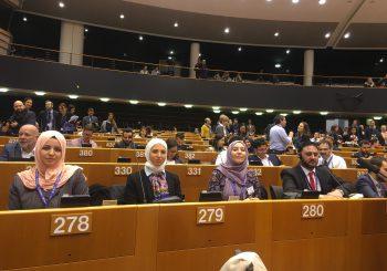 برنامج EDU-SYRIA يشارك في مؤتمر بروكسيل الثالث لدعم مستقبل سوريا والمنطقة