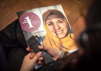 رئيس الجامعة الألمانية الأردنية تشارك في مؤتمر دولي عن اللاجئين والتعليم في برلين
