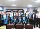 تخريج 55 طالب من طلاب  EDU-SYRIA في جامعة الزرقاء