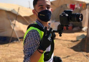 قصة ملهمة من EDU-SYRIA مازن الناطور