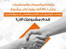 دعوة إلى تقديم مشاريع – برنامج التغلّب على العوائق