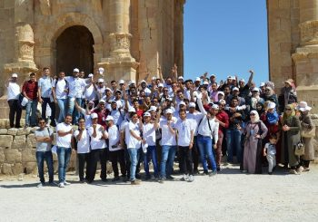 EDU-SYRIA I Trip to Jarash