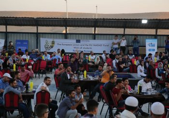 Iftar Banquet for Edu-Syria project Students funded by the EU Regional Trust Fund 'Madad'