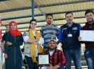 EDU-SYRIA students' team wins the MOBADERON (Initiators) competition