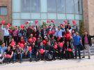 EDU-SYRIA Students visit Petra Industries