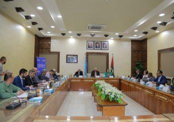 EDU-SYRIA Management team visits Zarqa University