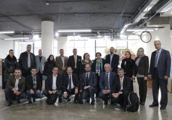 EDU-SYRIA visit Shamal Start