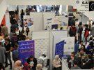 EDU-SYRIA in GJU career fair