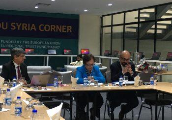 EDU-SYRIA held the periodic Management meeting