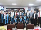55 EDU-SYRIA Students graduated from Zarqa University