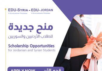 EDU-SYRIA III  Project awards 651 new scholarships
